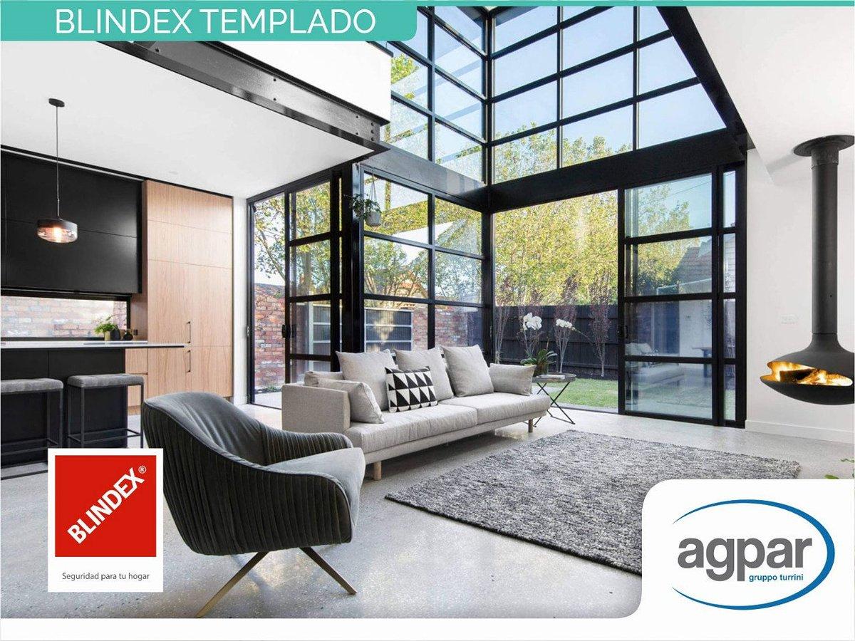 La marca hace la diferencia. Elegí el sello de seguridad para tu hogar 🔝#AgparPy #Blindex #arquitectura #Vidrios https://t.co/XQffPaVIvj