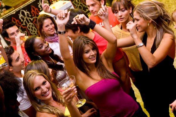закрытые клубные вечеринки фото