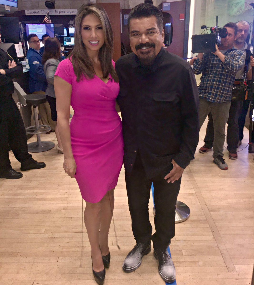 Nicole Petallides On Twitter Hollywood At Georgelopez Actor