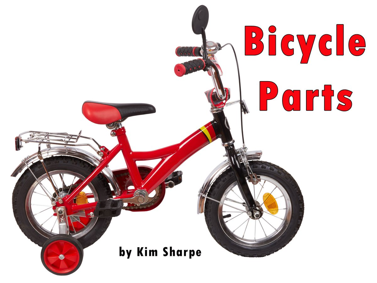 Unite For Literacy On Twitter Here S A Simple Book About Bicycle