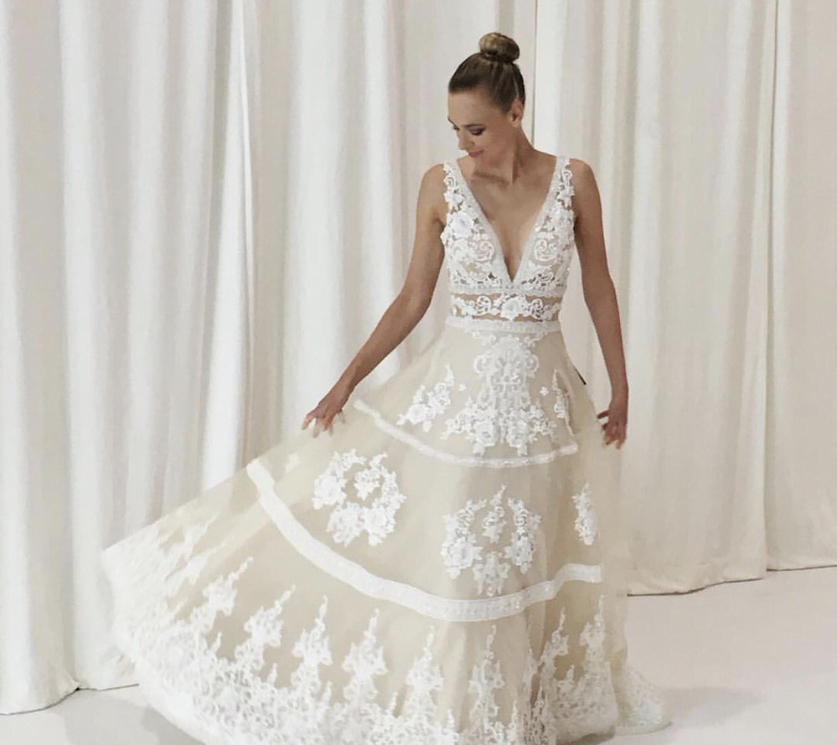 "Randy Fenoli On Twitter: ""A Bohemian Brides Dream Come"