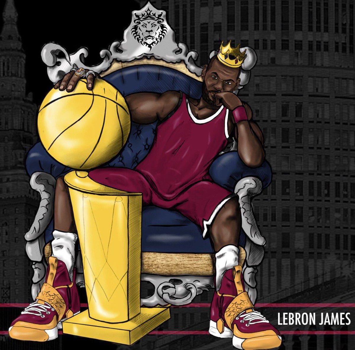 King James (@LePlayoffJames)