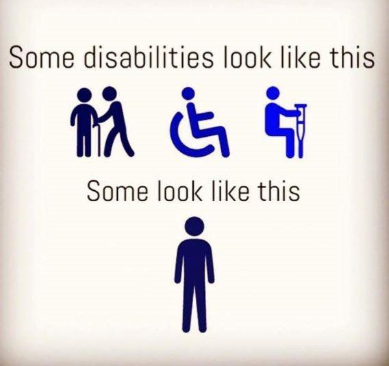 Some #wednesdaywisdom #Disability #charity https://t.co/PSNUI1jkaz