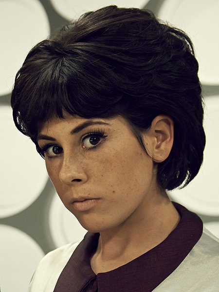 Happy Birthday to who played Carole Ann Ford in An Adventure In Space And Time.