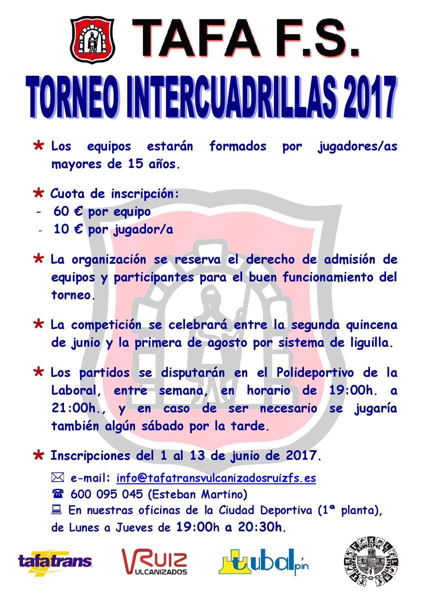 Desde La Banda - Fútbol Navarro Torneo Intercuadrillas de Fútbol Sala en Tafalla