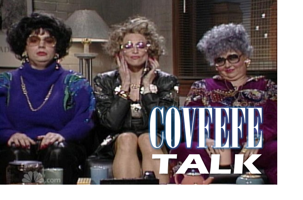 This was one of my favorite SNL sketches. #covfefe https://t.co/NReyPXZ2mo