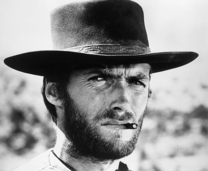 Happy 87th Birthday to the one and only Clint Eastwood! (May 31, 1930)