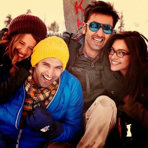 #4yearsofYJHD ....Ayan Prepping for his next ambitious film...❤️