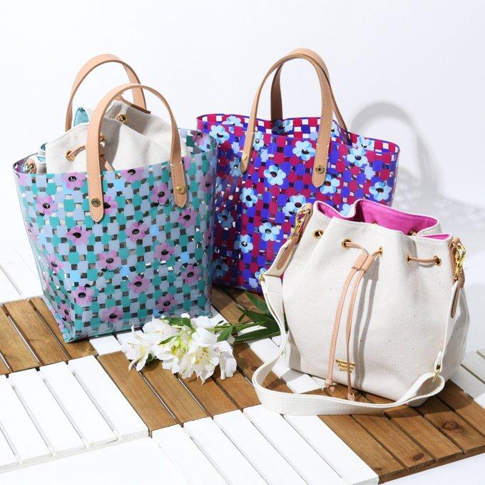 80923bc4f4aa バッグとしても使える巾着がセットになっていて、中が見えないのもポイント。クリア素材なので、夏のレジャーシーンでも活躍します!
