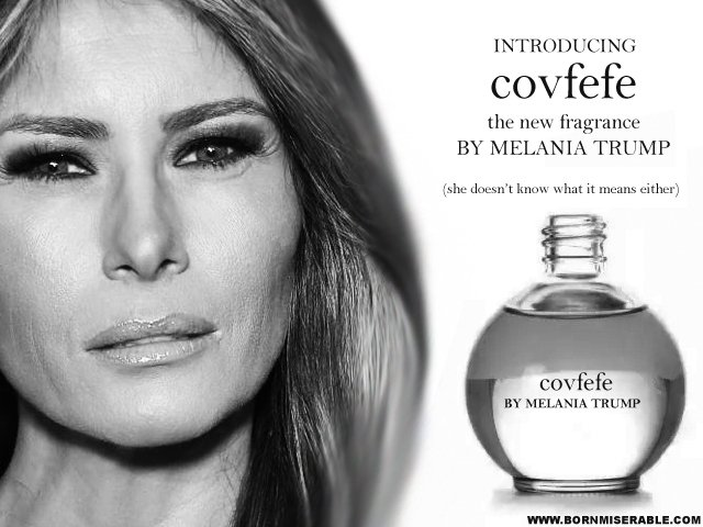 Image result for covfefe ad