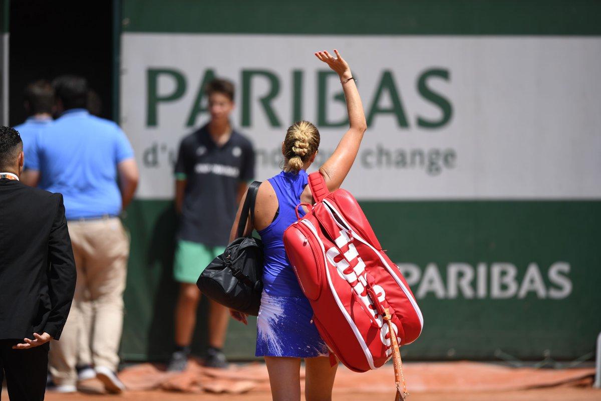 Petra Kvitová může být s letošním ročníkem French Open spokojená