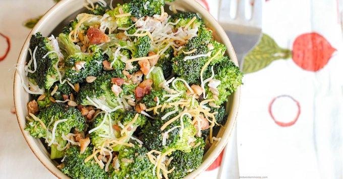 Delicious Broccoli Salad Recipe