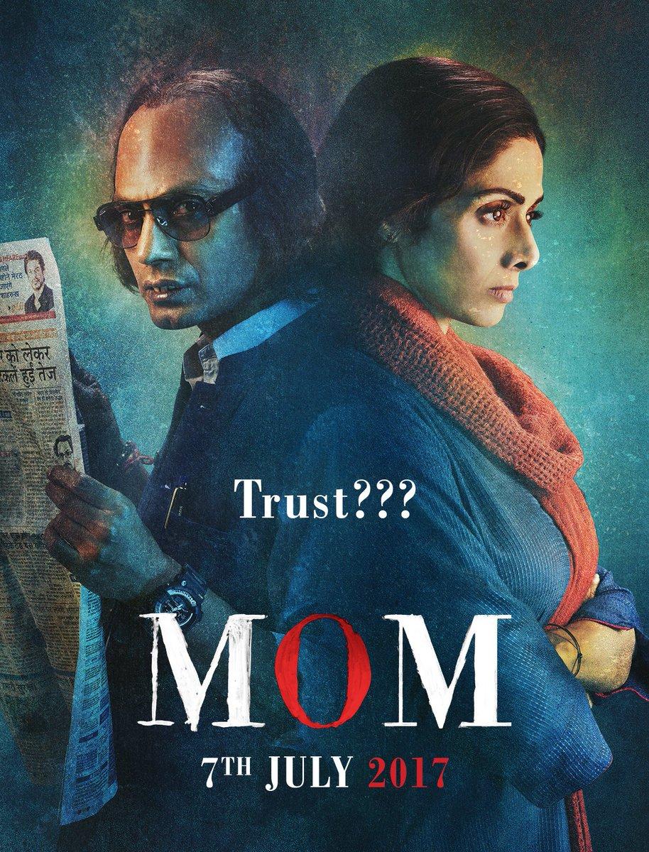 Trust is a fickle thing. #MOMTheFilm trailer out on 3rd June. @SrideviBKapoor @arrahman @zeestudios_ @MomTheMovie