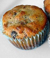 Applesauce Raisin Nut Muffins