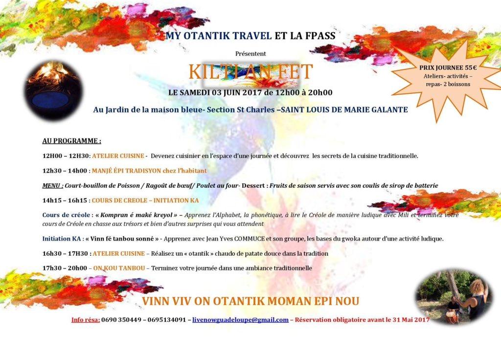 kreyol advisor (@kreyoladvisor) | twitter - Cours De Cuisine En Guadeloupe