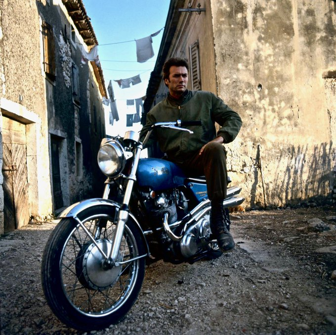Happy birthday to the legend that is Clint Eastwood today!