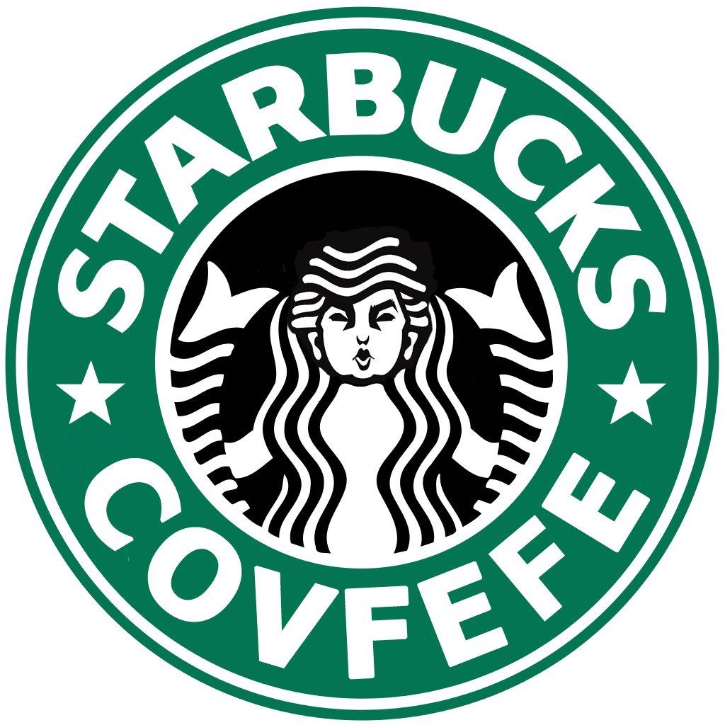 Starbucks Trump