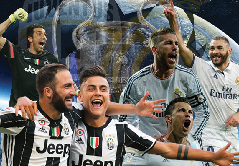JUVENTUS REAL MADRID Streaming Gratis: info Canale 5 Video YouTube Facebook Live-Stream | Finale Champions League 2017