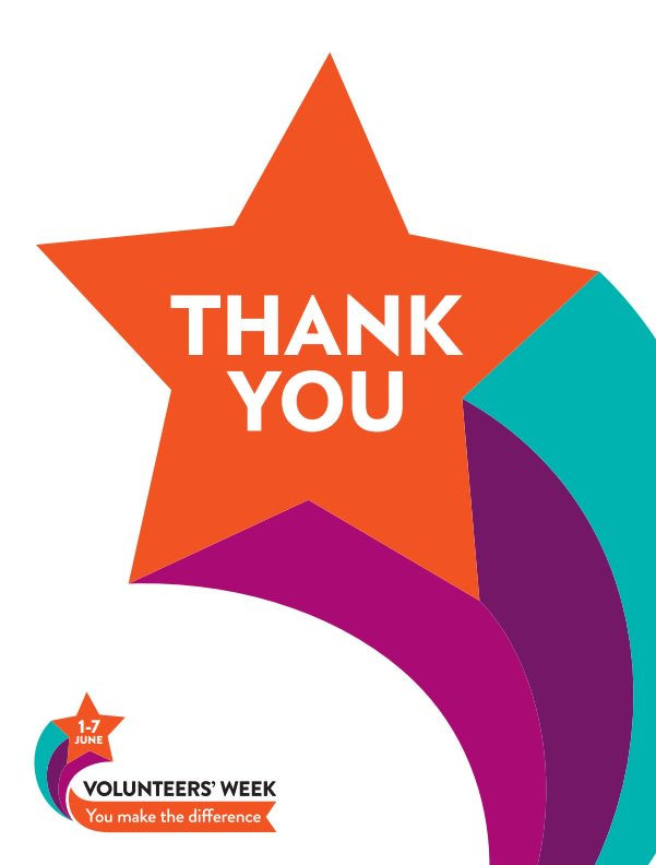 Here are magic words on #VolunteersWeek but it's great to say this all year round too! https://t.co/nRcmsdsUqv