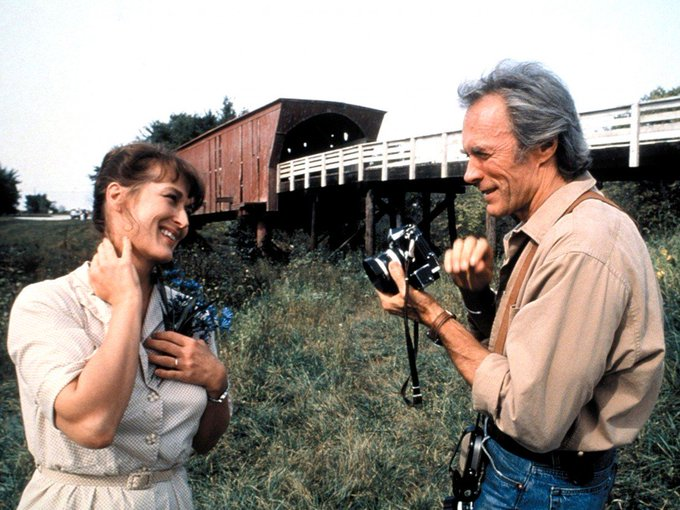 Happy 87th Birthday Clint Eastwood! What s your favourite film of his as a director?
