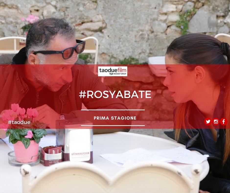 Il regista, Beniamino Catena, e Rosy Aba...