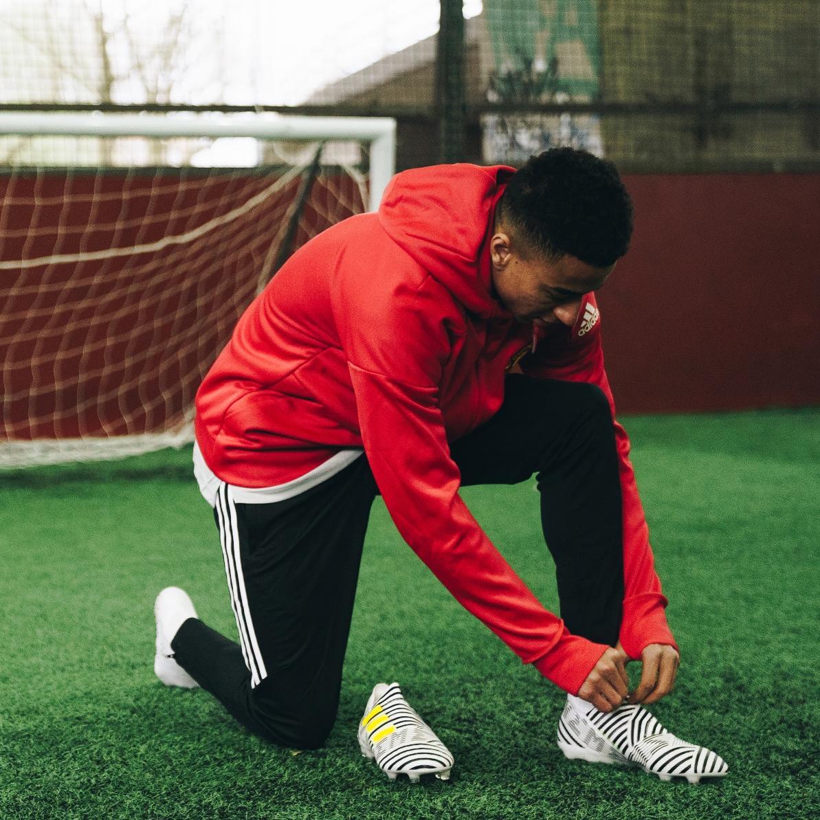 The next chapter.  #NEMEZIZ @JesseLingard #HereToCreate #MUFC