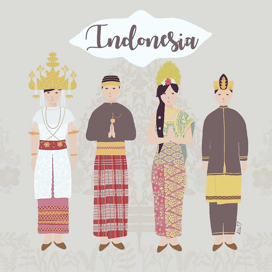 Saya Indonesia. Saya Pancasila! Saya gak bakat narsis hahahh, jadi gambar aja. https://t.co/AhfTznZCNz