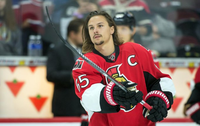 Happy Birthday Erik Karlsson. The modern-day King Clancy.