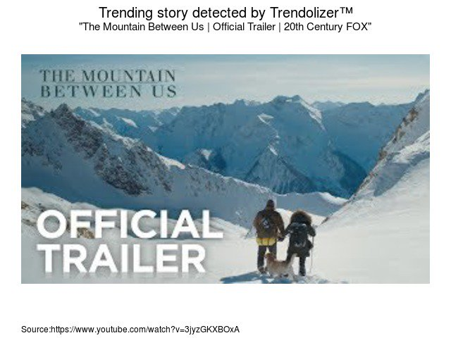 Mountain youtube the between us The Mountain