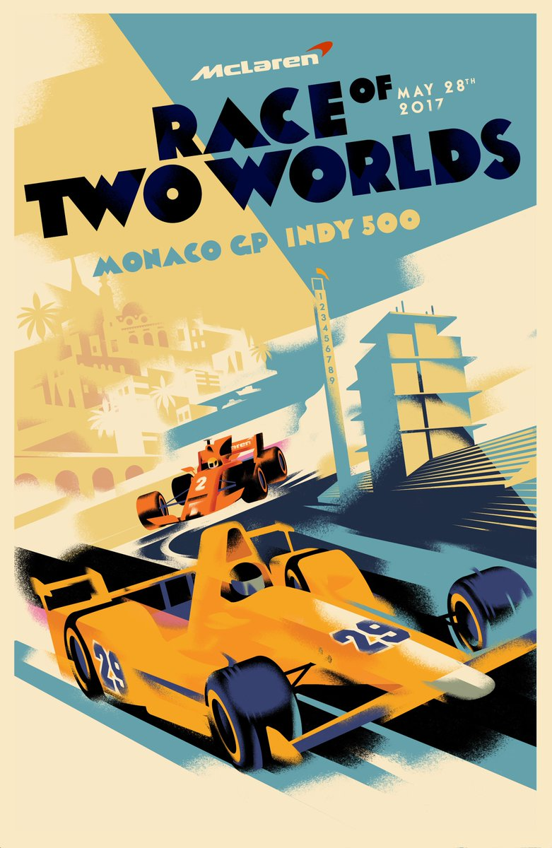 Wrapping up the #RaceofTwoWorlds with a final chance to get your hands on a signed copy of this print. Just RT for your chance to win.🤞 https://t.co/a01hyb9xtD