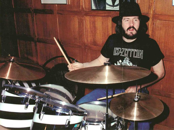 Happy birthday to the almighty John Bonham! He would have been 69 today.