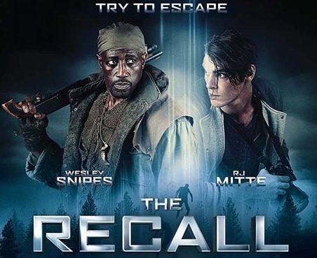 فيلم The Recall 2017 مترجم ( HD All BluRay )