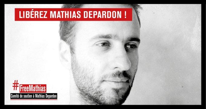 Le photographe français @mathiasdepardon est détenu en Turquie depuis le 8 mai: appelez à sa libération #LiberezMathias #FreeMathias