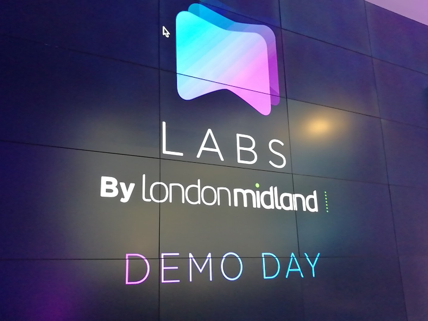 I've been in 'training' for tonight 😁 #lmlabsdemo https://t.co/GsVEDrJTwN