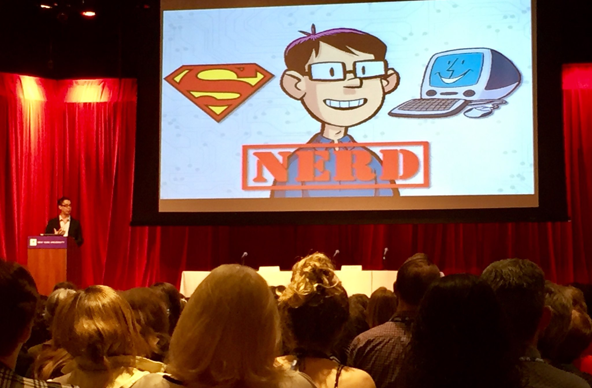 Best way to start your morning? Listening to @geneluenyang at #sljdod17 📚📚📚 https://t.co/2Lq2aIO75e