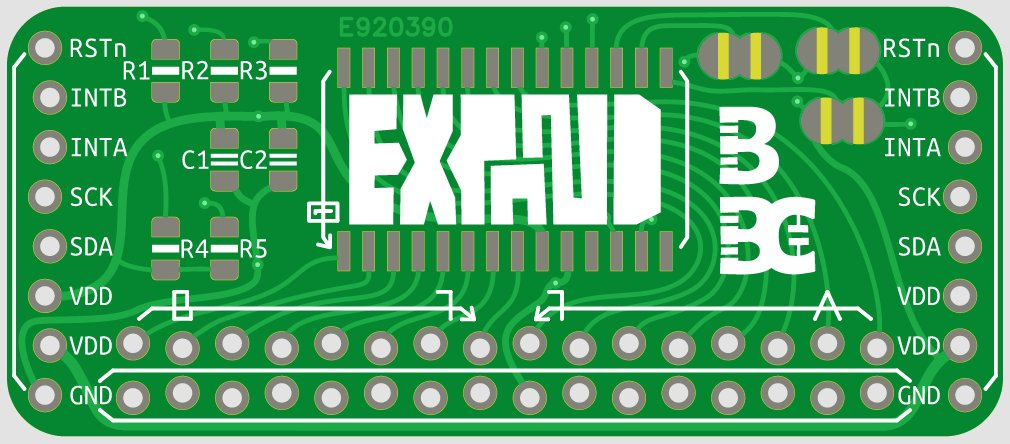 Prototypes for #BoldportClub project 'IxpandO' sent to @eC_PCB!