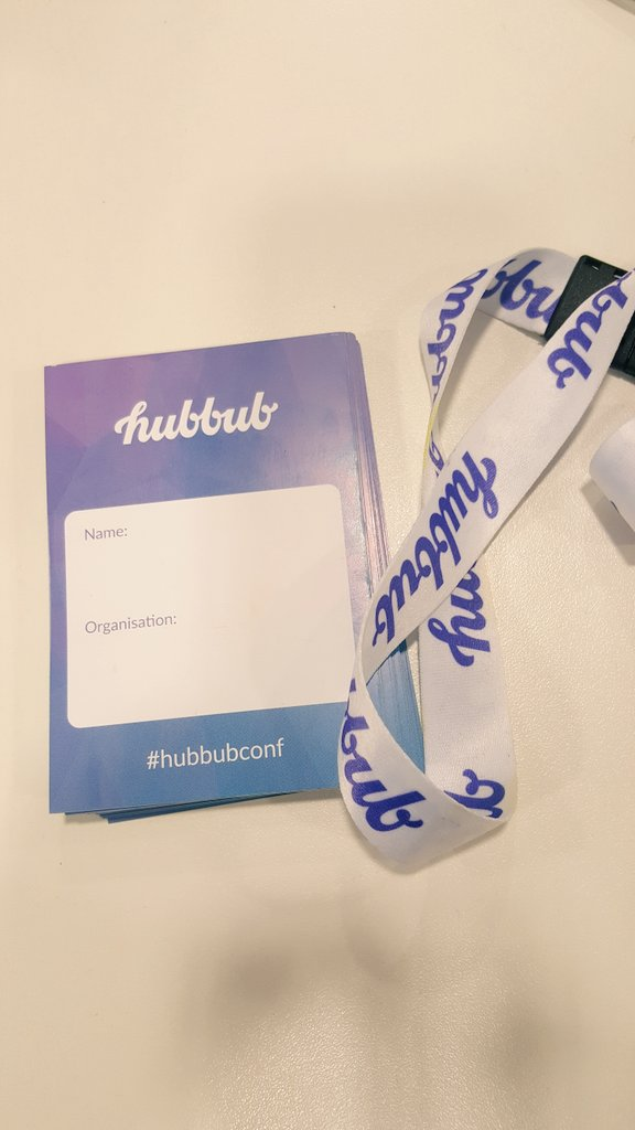 Excited to be visiting my old university tomorrow, @UniofNottingham, for Team Hubbub's Digital Fundraising Best Practice Day ☺ #hubbubconf https://t.co/WyJWrNVnI8