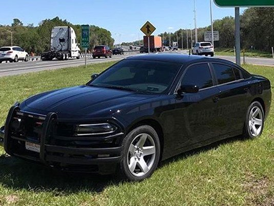 FHP sending message with new 'ghost' squad cars