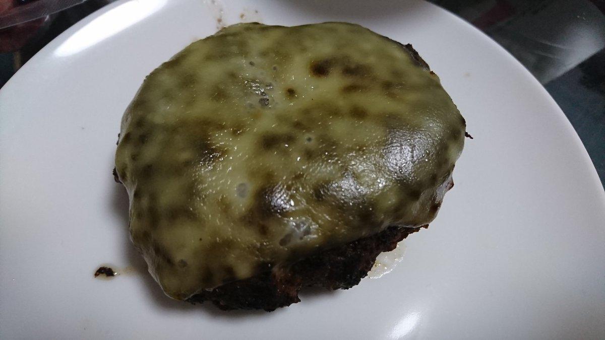 一昨日知り合いの家で作ったチーズハンバーグ超美味かったのに写真だけ見るとクソ不味そうだなこれ