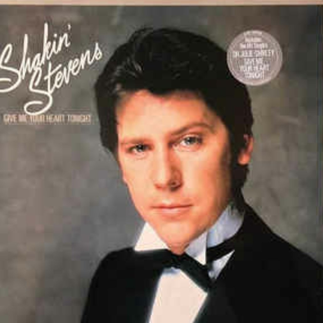 shakin stevens fans followed
