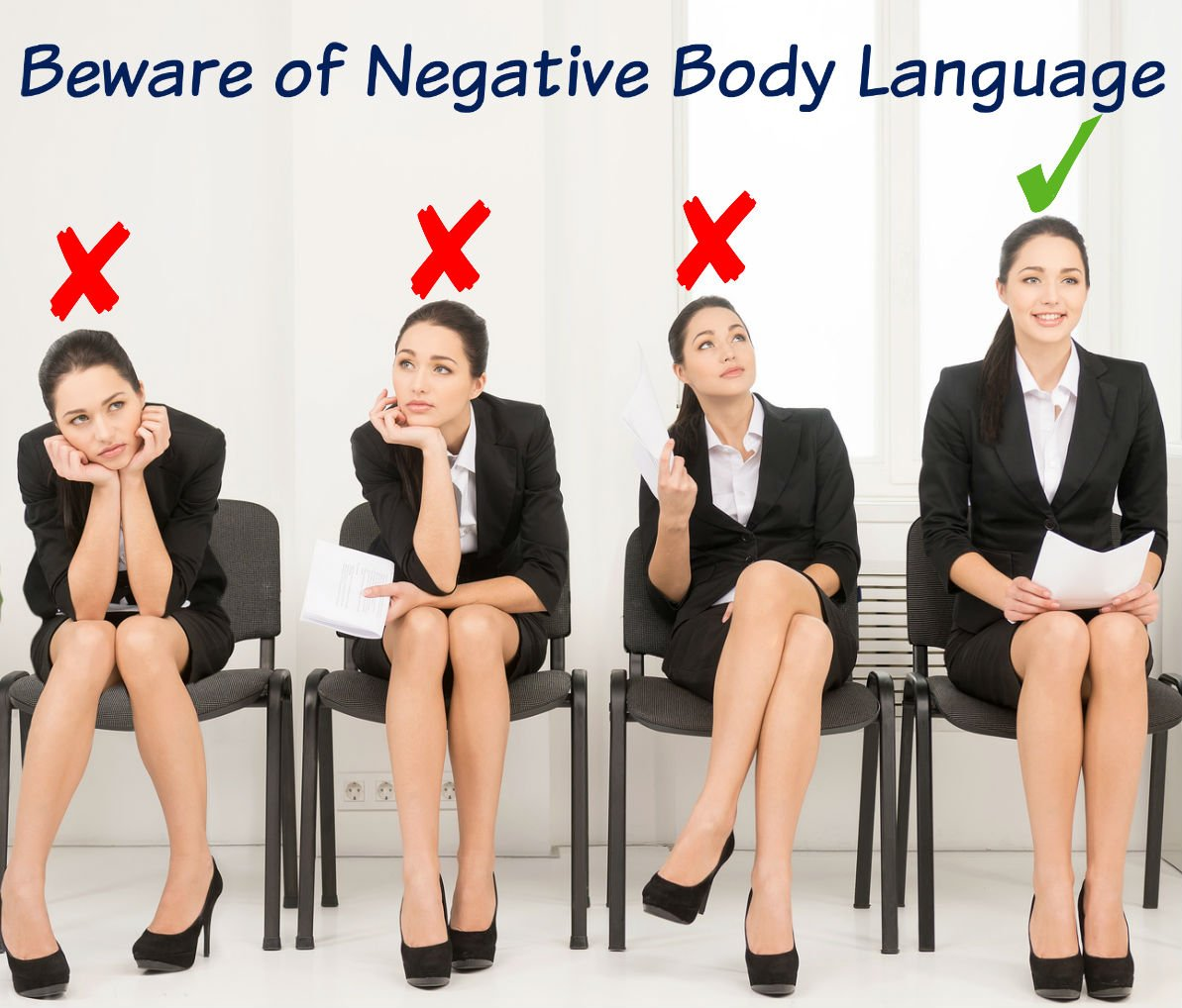 a discussion on body language
