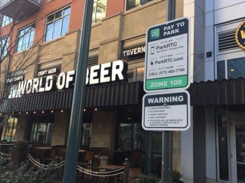 Boston Properties Kills Paid Parking At Reston Town Center During Evenings https://t.co/A0vofVlJb9 https://t.co/m537PeDzbo