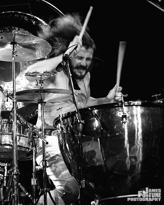 Happy Birthday John Bonham, to the greatest rock and roll drummer hat ever lived!