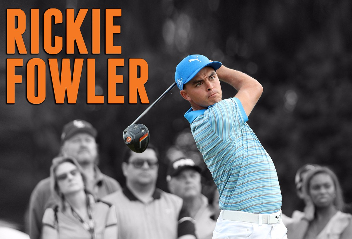 Dial it up! @RickieFowler joins the field for the 60th FedEx St. Jude Classic! #HushYall #FESJC60