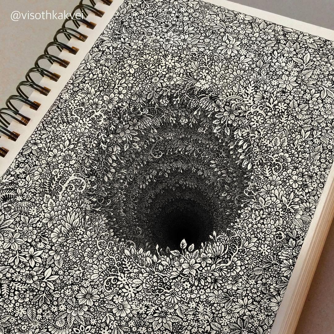 Fantastic Doodles by Visothkakvei https://t.co/hyVsOAvNX9 https://t.co/mlqbmq4up2