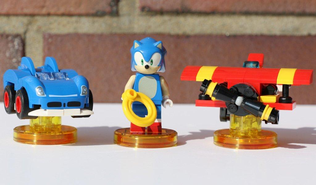 Zusammengebaut On Twitter Lego Dimensions Sonic The Hedgehog Level Pack 71244 Im Review Https T Co M7gvoviijw Sega
