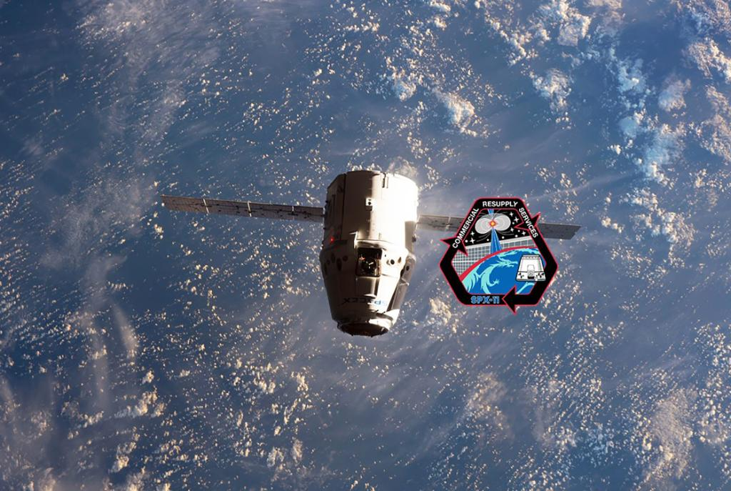 dragon spacecraft video - HD 2048×1374