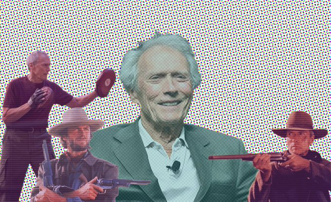 Happy Birthday Clint Eastwood! We love your acting roles and your directing and production. You are a legend!