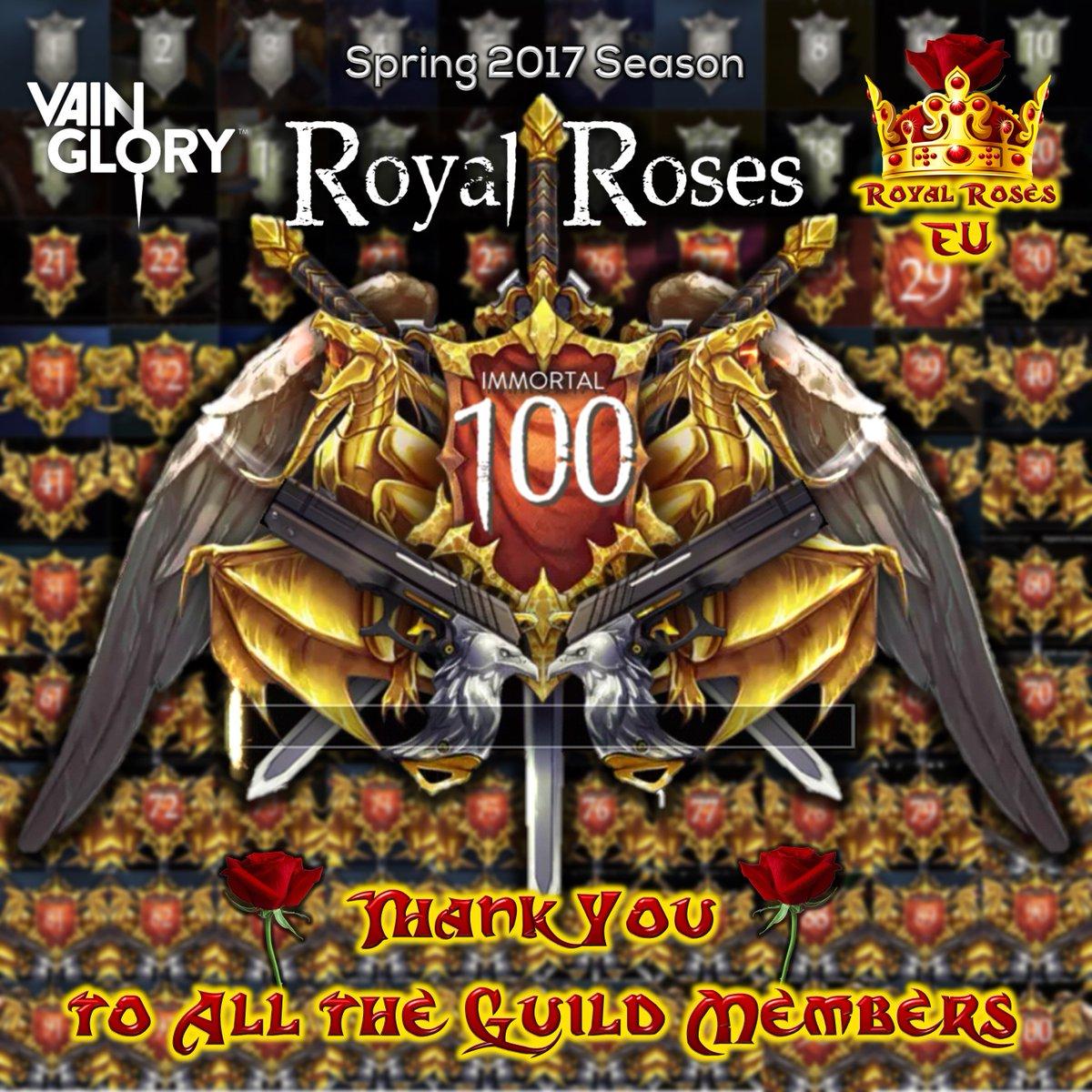 Royal Roses VG on Twitter: