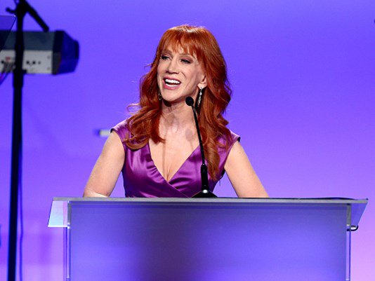 CNN fired Kathy Griffin from their New Year's Eve program